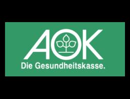 AOK Logo transparent png
