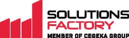 Solutions Factory Logo transparent png