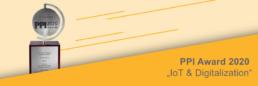 Banner PPI Award Gewinn 2020