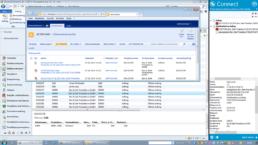 Öffnen von Dokumenten in SharePoint, Screenshot