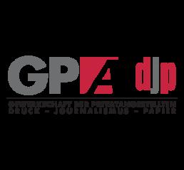 GPA djp Logo transparent png