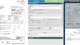 Vorschau Auslesen von Basisdaten aus dem Lieferschein mit smart ORDER