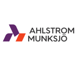 Ahlstrom Munksjö Logo transparent png