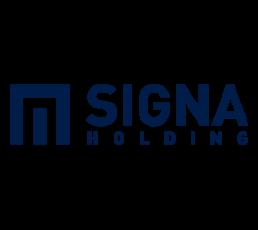 Signa Holding Logo transparent png