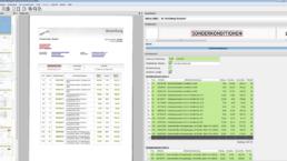 Vorschau Auslesen der Sonderkonditionen bei Automatisierung der Bestellverarbeitung